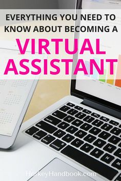 I've gotten asked a ton lately about my work as a virtual assistant. Since I recently took on another VA client, I thought it'd be helpful to share what it is exactly that I do.