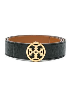 Tory Burch, Gold View, Brand Store, Black Belt, Summer Sale, Black And Brown, Brown Leather, Women Accessories, Women Wear