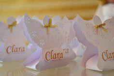 Anjinho - Lembracinha batizado de Clara . #anjinho #batizadodeclaro #lembrancinhas #batismo #