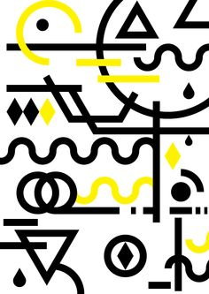common grounds by Tyler Dale, via Behance