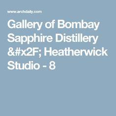 Gallery of Bombay Sapphire Distillery / Heatherwick Studio - 8