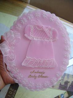 Un lindo Librode Firmas para el Babyshower de una linda nenita .