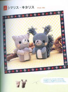 Amigurumi Critters - FREE Crochet Pattern / Tutorial