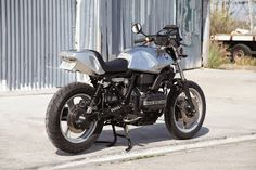BMW K75 Naked Cafe Racer / Street Fighter conversion  FOR SALE