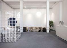 Studio Jos van Dijk creates minimal interior for ETQ Amsterdam store