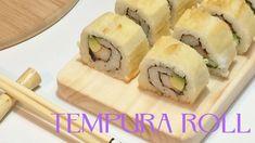 """""""COMO HACER SUSHI TEMPURA"""" El autentico!"""