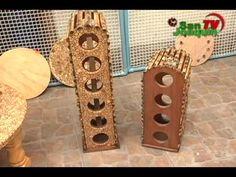 QUE Y COMO SE HACE? - Artesanía en TACUARA - Areguá (Programa N° 74) - YouTube
