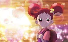 Ojamajo Doremi + Season 2 + Naisho DVD for Like the Ojamajo Doremi + Season 2 + Naisho DVD? Maho, Ojamajo Doremi, Work Pictures, Magical Girl, Anime Art, Hello Kitty, Minnie Mouse, Illustration Art, Animation