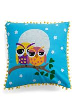 Owl-ways in Love Pillow | Mod Retro Vintage Decor Accessories | ModCloth.com