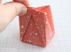 Anleitung Stampin Up Tutorial Gastgeschenk Tuete Goodie Origami 041