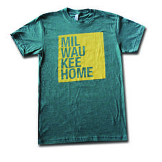 Milwaukee Home's clean and simple designs can be seen on just about everyone and everything nowadays, from young professionals to our Milwaukee Bucks, and even tattooed on the hands of local artists.