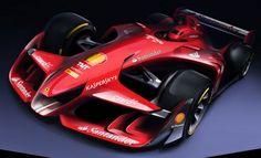 Ferrari Introduces the Future of Formula 1