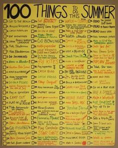 Homeschool Bucket List Ideas