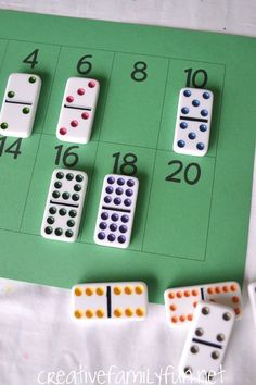 Practice your doubles addition facts with this simple, free printable Domino Doubles Game. It's a fun and easy math game for your elementary kids. #learnmathforadults
