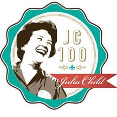 Happy 100th to Julia - she had the best cooking shows ever. (Watching Graham Kerr drunkenly leap over stools while making his entrance on the Galloping Gourmet was fun, but....)