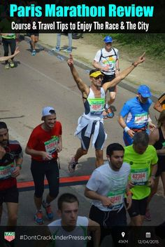 Paris Marathon Review: all you need to know about the race course, the training and travel tips! Organize you trip to Paris Marathon and cross the finish line!