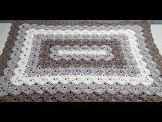 Crochet Scarf Chevron Baby Blankets 44 New Ideas Crochet Baby Blanket Sizes, Chevron Crochet Blanket Pattern, Crochet Mat, Chevron Baby Blankets, Crochet Home, Beginner Knit Scarf, Knitting For Beginners, Crochet Christmas Stocking Pattern, Crochet Videos