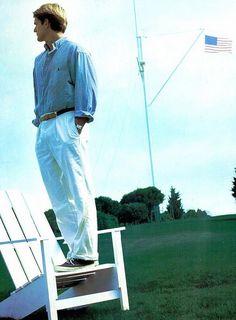Vintage. Polo.