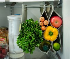 20 Fridge Organization Tips That Put Your Design Skills To The Test  -- Cleaning and organizing the fridge is one of those tasks we all try to avoid and to postpone for as long as we can. When you think about it, fridge organization should be a priority on our to-do lists but, in order to make it a success, you need a few clever tricks up your sleeve.