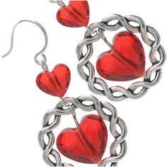 Tutorial - How to: Love Knot Earrings | Beadaholique