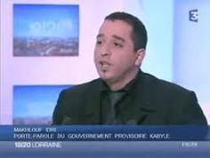 KABYLIE INDEPENDANCE : Gouvernement provisoire kabyle : « La Kabylie dit ...