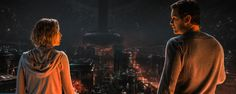 'Passengers': Jennifer Lawrence y Chris Pratt se despiertan en un infierno espacial en el nuevo tráiler  Noticias de interés sobre cine y series. Noticias estrenos adelantos de peliculas y series