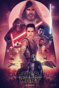 'Star Wars: The Force Awakens' - Adam Relf