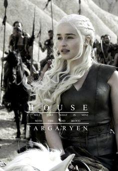 "Daenerys (6x6 ""Blood of My Blood"")"