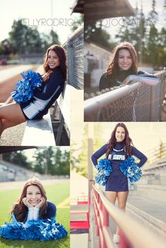 Cheerleading , Cheer , senior portraits