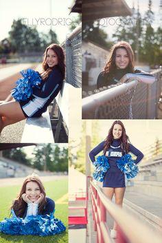 Cheerleading , Cheer , senior portraits
