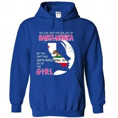 You Cant Take SANTA MONICA Out Of This Girl - Californi - #tshirt packaging #grey sweater. ADD TO CART => https://www.sunfrog.com/States/You-Cant-Take-SANTA-MONICA-Out-Of-This-Girl--California-ebjnthckqb-RoyalBlue-43211229-Hoodie.html?68278