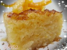 Greek Sweets, Greek Desserts, Greek Recipes, Cornbread, Macaroni And Cheese, Bakery, Food And Drink, Cooking, Breakfast