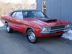 1972 Dodge Dart Demon 340 2-Door Coupe