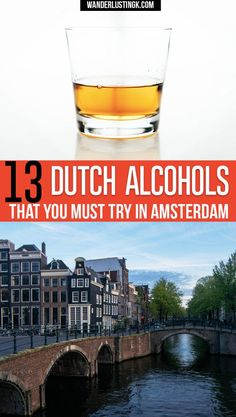 13 Interesting Dutch Spirits & Liquors You Must Try In the Netherlands