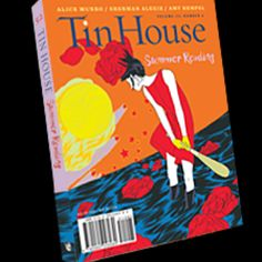 Tin House Magazine Literary Fiction