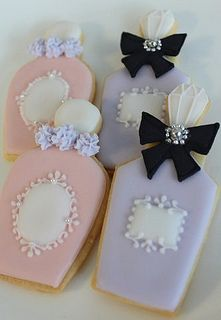 Spa or Makeup Party |  Salon  |  Girl's Night Out  | Perfume de cookie  | Decorated Sugar Cookies