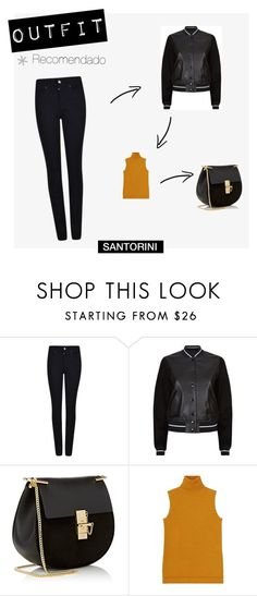 """Zapato GAIA"" by visual-i on Polyvore featuring moda, Armani Jeans, rag & bone, Chloé y Uniqlo"
