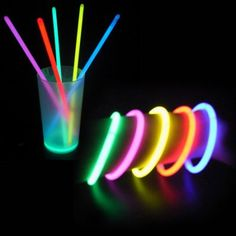 Tubes fluorescents  -Fluo neon party