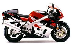This one!! GSX-R 750 1998. My all time favorite bike. With a couple of modifications like a K & N filter, carb jet kit and the proper after market pipe it was a 170mph machine