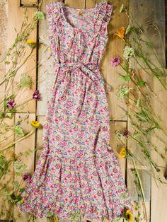 April Cornell July Maxi Dress-Very Cute :)