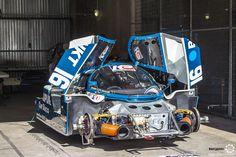 Porsche 962 à Le Mans Classic 2016