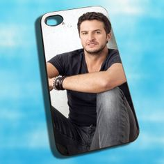 Luke Bryan Country Singer Case Cover iPhone 4/4s by PCCustom, $14.00