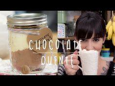 Chocolate quente no pote   Vídeos e Receitas de Sobremesas