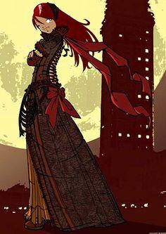 """Nicolas Hitori De """" Vampire """" Represented by Sylvie Poggio Artists agency.    http://sylviepoggio.com/wp/portfolios/nicolas-hitori-de-illustration-portfolio-2-2/"""