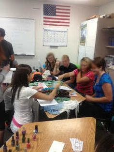 Flipping my Spanish Classroom: Cultural activities across the levels...ways to have upper level and lower level Spanish students interact and teach one another