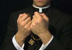 #nazism & #vatican #trueorfalse ©HRO