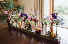 Natural Bouquet, Floral Foam, Table Runners, Glass Vase, Home Decor, Interior Design, Home Interior Design, Home Decoration, Decoration Home