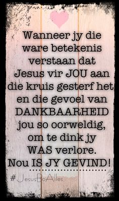 #afrikaans #God #dankbaarheid #verlos Bible Verses Quotes, Me Quotes, Afrikaanse Quotes, Thank You God, Christianity, Prayers, Inspiration, Table, Friendship