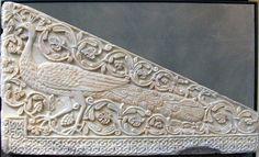 Lastra del Pavone, arte logobarda