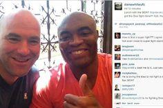 Papo de Esquinas: Dana White anuncia volta de Anderson Silva contra ...